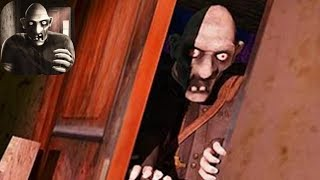 Scary Angry Grandpa Fear House Horror / Android Gameplay HD