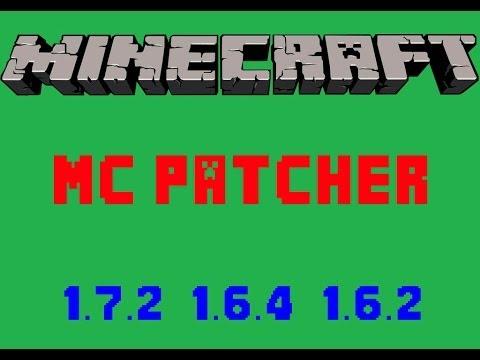 Como descargar e instalar MCpatcher HD Minecraft 1.7.2 1.6.4 1.6.2   saulpuro