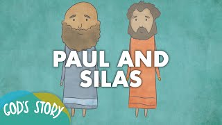 God's Story: Paul and Silas
