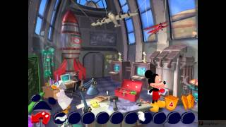 Disney Mickey: Saves The Day 3D Adventure - PC Gameplay