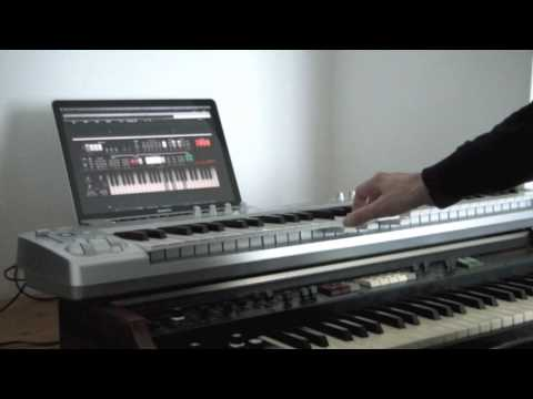 XILS V+ versus Hardware : Glide And Layered Sounds
