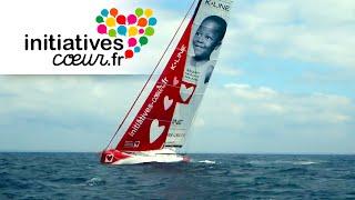le bateau Initiatives-Coeur en action