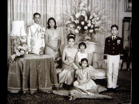 BBC Soul of a Nation : The Royal Family of Thailand (1979)