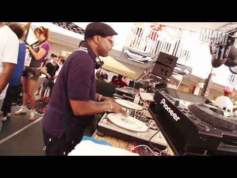 Jazzy Jeff in Miami - Part 2 - Pacha Classics Pool Party