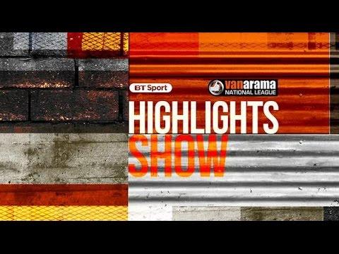 National League Highlights: Match Day 10 | BT Sport