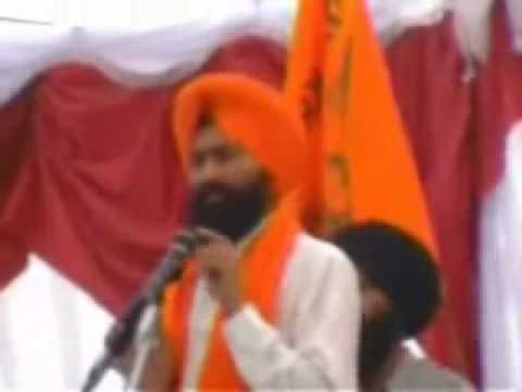 Khalistan - Speech Of Mandhir Singh video