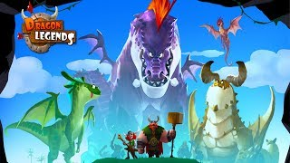 Dragon Legends - Android Gameplay ᴴᴰ