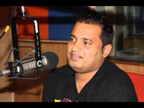 Shajan Samuel Sr Vice President MAAC India) Live on Radio City Hyderabad  April 27th   2013 .
