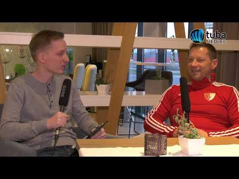 Wywiad z trenerem MKP Pogoń Siedlce Dariuszem Banasikiem