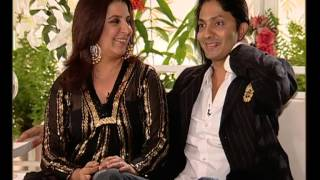 Rendezvous with Simi Garewal Farah Khan & Shirish Kunder
