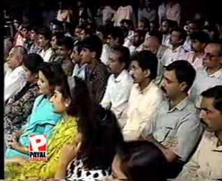 Sanu Ek Pal Chain Na Aave video