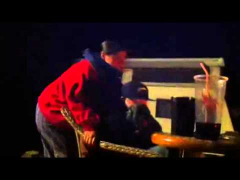 Drunk Woman Pees Herself video