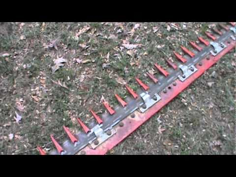Gravely Sickle Bar Mower For Sale 14 15 Sickle Bar Mower