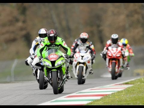 CIV Superbike Round 2 Mugello - 7 April