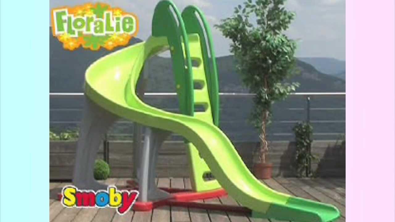 Zjeżdżalnia ogrodowa dla dzieci Smoby od  ZABAWLANDIA   -> Kuchnia Dla Dzieci Kinderkraft