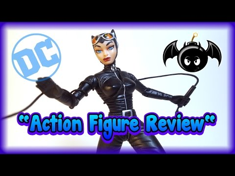 DC Comics Designer Series Darwyn Cooke Catwoman. (DC Collectibles)