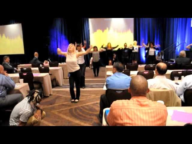 Managed Markets Summit Flash Mob - Las Vegas