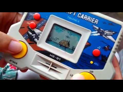 Gameplay Gimbot Tronica Air Craft Carrier