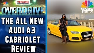 The All New Audi A3 Cabriolet Review   What Has Changed?   Awaaz Overdrive   CNBC Awaaz