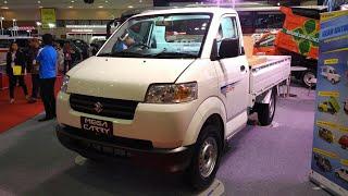 In Depth Tour Suzuki Mega Carry AC-PS Improvement (2018) - Indonesia