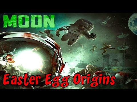 Cod Zombies Easter Egg Origins Moon Call Of Duty Black