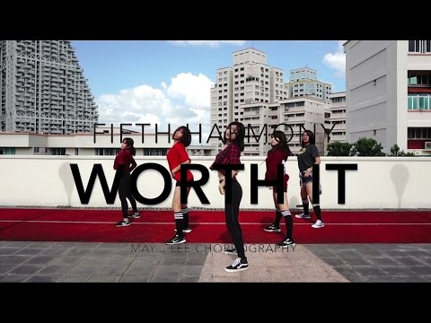 [BAESIK] Worth It - Fifth Harmony ft. Kid Ink /...