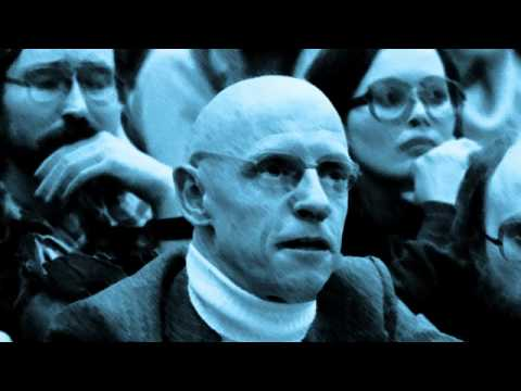 Michel Foucault - The Culture of the Self, First Lecture, Part 3 of 7