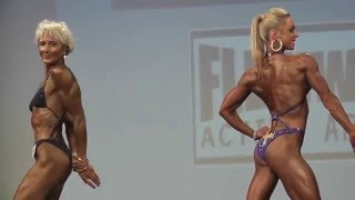 NABBA WFF Nationals Auckland, 11 October 2014 Part 5