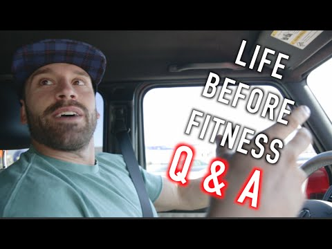 Instagram Q&A | LIFE BEFORE FITNESS