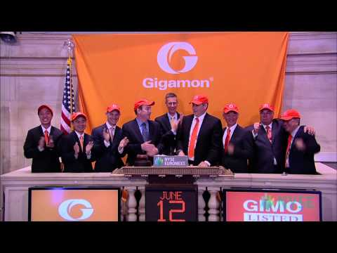 Gigamon Celebrates IPO on the NYSE