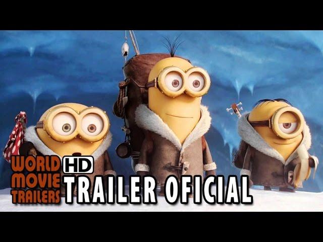 Minions Novo Trailer Oficial (2015) HD