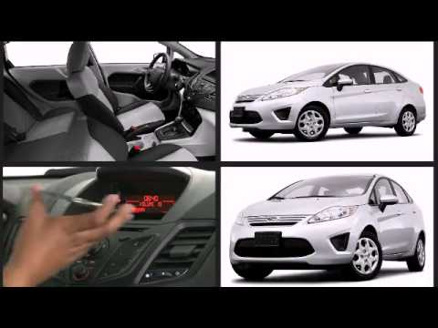 2013 Ford Fiesta Video