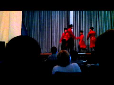 Абхазия. Кавказский танец | Abkhazia. Caucasian Dance