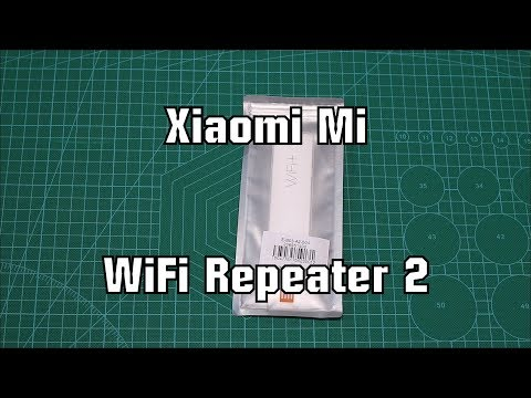 Xiaomi Mi WiFi Repeater 2 - Unboxing & Review thumbnail