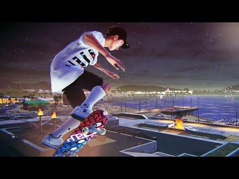 TONY HAWK'S PRO SKATER 5 Trailer [E3 2015]