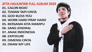 Atta Halilintar Full Album 2020 | Skondegank Artwork