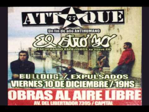 Attaaque 77 - Obras Al Aire Libre (10/12/2004 Show Completo)