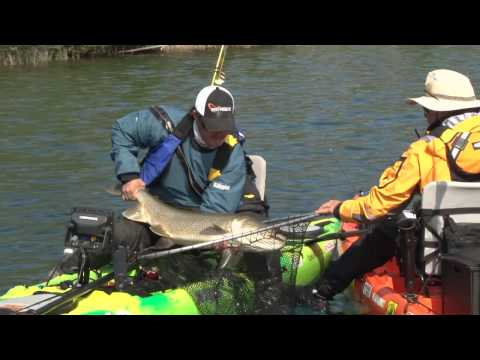 Kayak Fishing Show: Season 5 Episode 4 Teaser - Arctic Circle Part Two