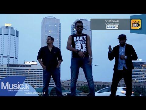 Anathayaa - Gravediggers Ft Jay Jkz