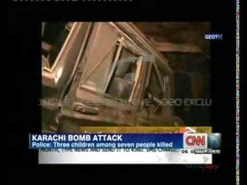 Pakistan bomb at Karachi football match kills 11