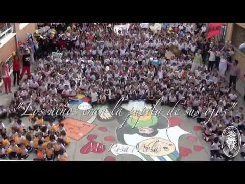 45860 Lipdub colegio Nuestra Señora de la Consolación Villacañas 2013 Nuestro cole sí que mola