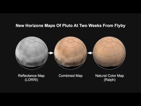 Pluto Globes (Short Animation)