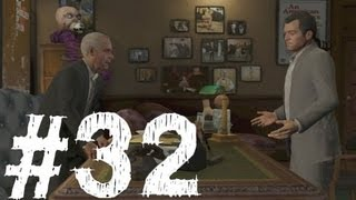 Grand Theft Auto 5 Gameplay Walkthrough Part 32 - Mr Solomon Richards (GTA V)