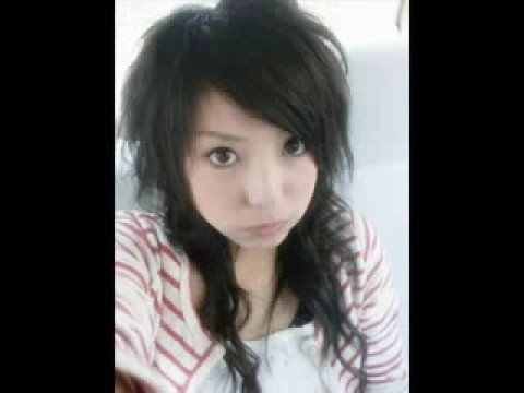 Asian Cuteness Part 1 ( Ulzzang Emo Goth New Rave Looks Fashion & Makup ) Very Cute Photo Collection Must See Video