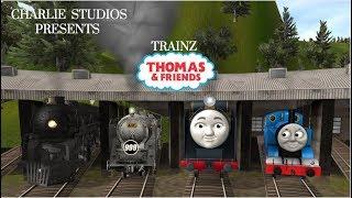 Thomas helps The Polar Express