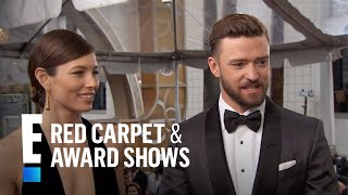 Justin Timberlake & Jessica Biel Take Over E!