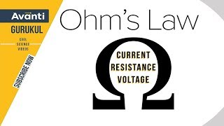 Class 10 Science - Physics - Ohm's law & Electrical resistance