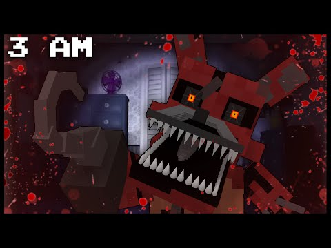 Fnaf roleplay i am fnaf4 characters except nightmare foxy
