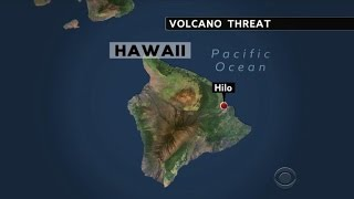 Hawaii volcano could soon erupt