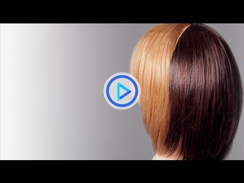 Hair Color Correction Tutorial - Removing tint and regrowth - Preview 119